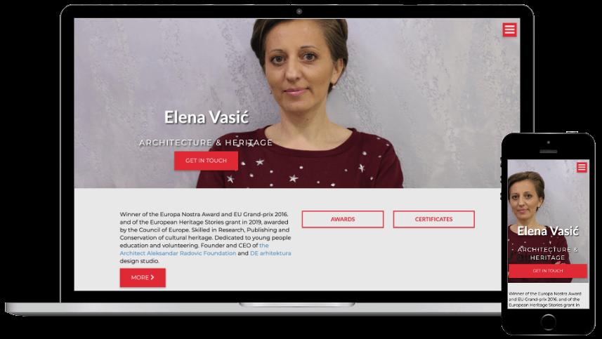 elenavasic.com